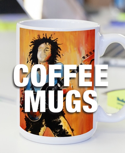 Music Coffee Mugs