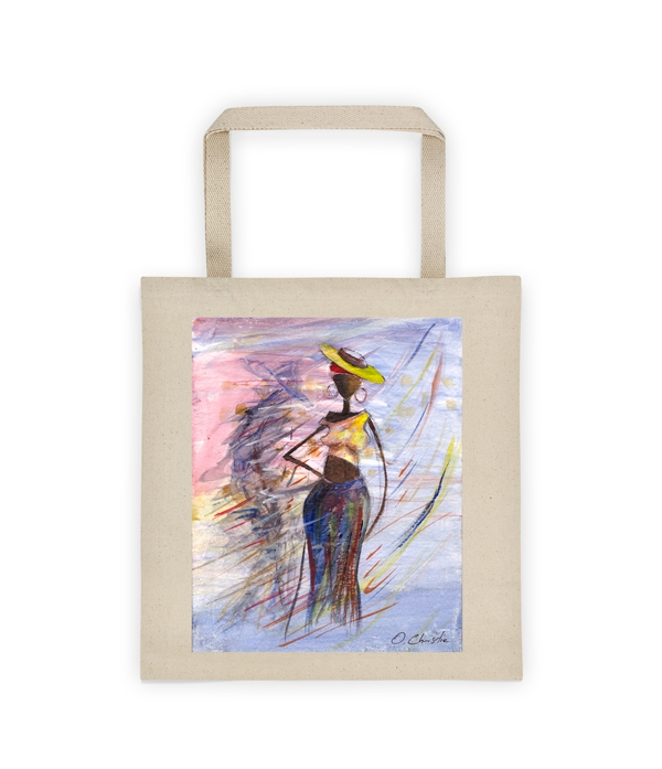 Cherished Canvas Tote