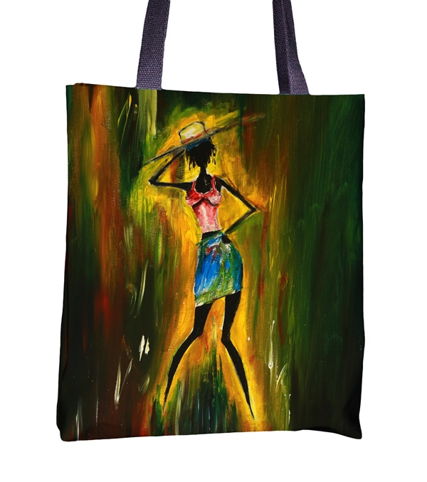 Poised Tote