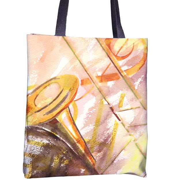 Let It Sound Tote